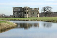 Lyvden New Bield, Northamptonshire National Trust