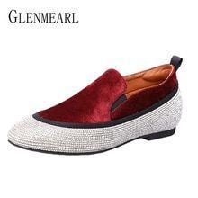 05e447ffba87 Wholesale womens velvet loafers from Cheap womens velvet loafers Lots