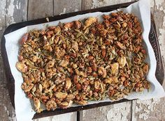 Sugar-Free – The Best spicy nut and seed mix via @https://www.pinterest.com/daystofitness/