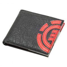 Element Loyalist wallet black red portefeuille 30,00 € #element #elementskate #elementskateboard #elementskateboards #elementskateboarding #skate #skateboard #skateboarding #streetshop #skateshop @PLAY Skateshop