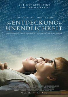 Die Entdeckung der Unendlichkeit-Bewegendes Drama über das Verhältnis des brillianten Physikers Stephen Hawking und seiner Frau Jane.