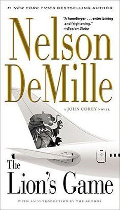 The Lion's Game (A John Corey Novel)