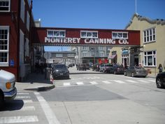 Cannery Row, from Steinbeck's Cannery Row!