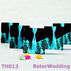 結婚式の好意のboxes@ http://Shanghai-Beter.taobao.comとして使用される結婚式の好意箱 TH013を活気づきなさい