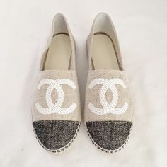 Chanel Espadrilles Resort 2016. Authentic. Brand new. Final sale. Pls ask questions before purchasing. CHANEL Shoes Espadrilles