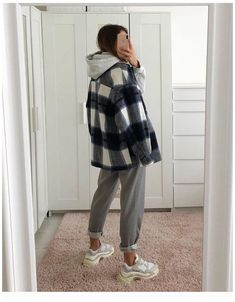 Winter Mode Outfits, Casual Winter Outfits, Winter Fashion Outfits, Fall Outfits, Fashion Fall, Fashion Women, Grunge Outfits, Grunge Clothes, Outfits Hombre