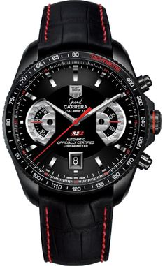 TAG Heuer Grand Carrera Automatic Chronograph Watch