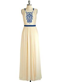 Museum Muse Dress, #ModCloth