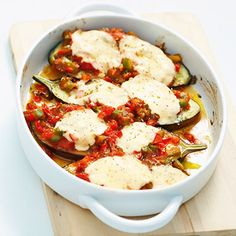 Auberginenschnitzel mit Paprika Rezept | Küchengötter