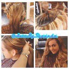 Hair by shaunda sew in extensions long hair blonde. Www.styleseat.com/hairbyshaunda