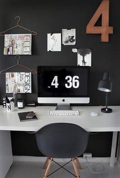 Despachos en blanco y negro (II)