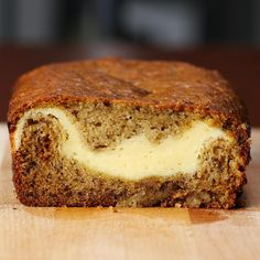 Featuring No-Bake Dulce De Leche Cheesecake, Cheesecake-filled Banana Bread, Fruit and Cream Cheese Breakfast Pastries, Cream Cheese-filled Banana Bread Muffins, Cookies and Cream Cheesecake Cookies and Chocolate Fudge 'Box' Brownie Cheesecake Banana Mug Cake, Banana Bread Muffins, Banana Bread Recipes, Cookies And Cream Cheesecake, Cheesecake Recipes, Dessert Recipes, Brownie Cheesecake, Pumpkin Cheesecake, Cream Cheese Breakfast