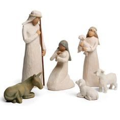 Willow Tree Nativity Set ** Trust me, this is great! Click the image. : Christmas Decorations