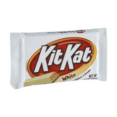 I'm learning all about Kit Kat White Crisp Wafers 'n Creme Bar at @Influenster!