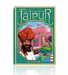 보드 게임 자이푸르, 높은 품질, 최고의 카드 게임 가족 매우 적합