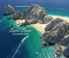 Come to Playa del Amor or Lover's Beach in Cabo San Lucas! A hidden cove beach nestled between dramatic rock formations at Land's End, the southernmost tip of the Baja Peninsula where the Pacific Ocean meets the Sea of Cortez. Via Panaramio. You can get to Lover's beach by private boat, water taxi, or kayak. …