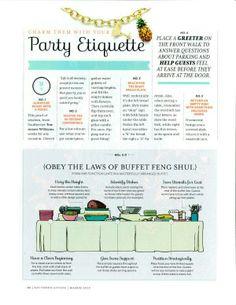 Party Etiquette