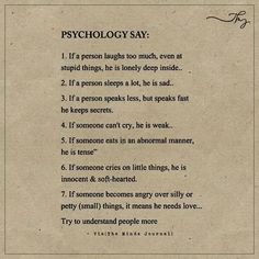 Mind Bending Psychology Facts About Human Behavior - - The world of psychology is fascinating. Here are interesting psychology facts that will answer all your questions about how the mind works. Psychology Fun Facts, Psychology Major, Psychology Quotes, Color Psychology, Educational Psychology, Health Psychology, Developmental Psychology, Psychology Experiments, Interesting Psychology Facts