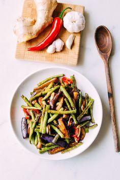 Cauliflower Stir-Fried with Fermented Bean Curd | Recipe ...