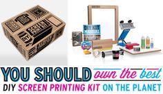 DIY Print Shop, Home for Do It Yourself Printing