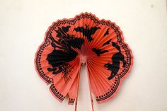 VTG HALLOWEEN WOOD AND PRINTED PAPER GERMAN DIECUT FAN WITH WITCH CAT OWL | eBay Hand Held Fan, Witch Cat, Paper Fans, Vintage Halloween, Vintage Paper, German, Owl, Printed, Cats