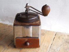 Peugeot Coffee Grinder - pinned by pin4etsy.com