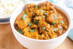 Pumpkin Chicken Curry( Instant Pot) Recipe Videos, Food Videos, Slow Cooker Recipes, Cooking Recipes, Vegetable Bake, Coconut Milk Recipes, Lamb Curry, Healthy Food, Healthy Recipes