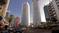 Morocco In Motion - Downtown@Casablanca Vol.1  Le centre de Casablanca est aujourd'hui le lieu où se dresse fièrement les deux tours du Twin Center, représentation de la dimension économique de la ville.