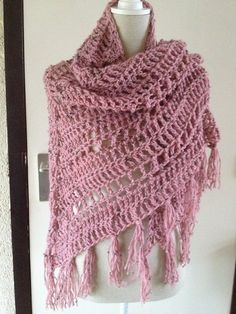 S77 - It's a wrap shawl