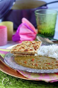 Cucinando e assaggiando...: Dahl di lenticchie