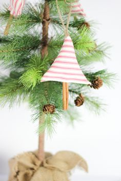 Scented Tree Ornament