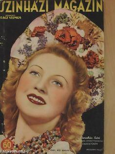 Szinházi magazin - Buscar con Google 1940s, Crown, Eyes, Google, Beauty, Beleza, Corona, Cosmetology, Crown Royal Bags