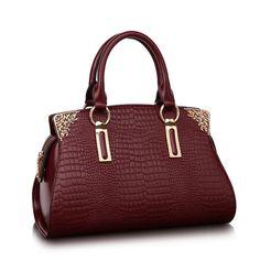 97e91182a4ae New Arrival Crocodile Handbag Women Fashion Female Bag High Quality Totes  Bag Medium Genuine Leather Hand Bag for Ladies Blue. Product ID