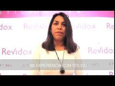 En el Desayuno Experiencia de #REVIDOX en México. Mónica nos cuenta los cambios que ha experimentado en su estado de ánimo al comenzar a tomar #REVIDOX.