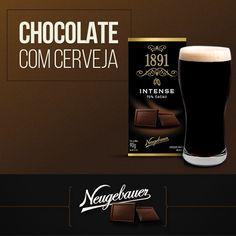 ECONUTRI Produtos Naturais: Cerveja + Chocolate?!?!