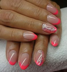Nail Art Designs, Hair Beauty, French, Ideas, French People, French Language, Nail Designs, France