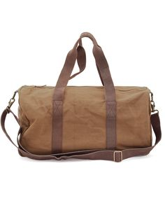 The perfect duffel bag for the man in your life.