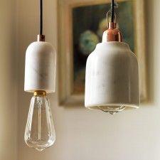 Marble Pendant Lights grahamandgreen