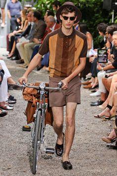 Trussardi Spring 2013 Menswear