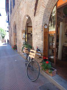 San Gimignano, Italy 2012