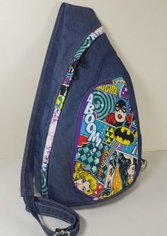Summit bag backpack sewing pattern review