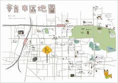 手繪地圖 - Google 搜尋