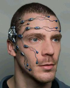 Another type of cyborg. Rather more typical.