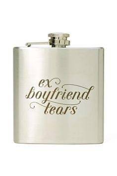 Ex Boyfriend Flask | Shop What's New at Nasty Gal