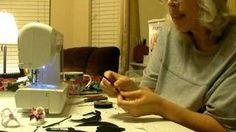 Make Doll Shoes Clogs Pt. 2 Diane Morello - YouTube