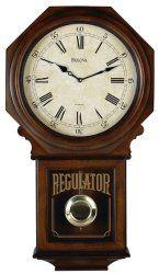 Bulova C3543 Ashford Old World Clock, Walnut   http://www.amazon.com/gp/product/B000FUV4QE/ref=as_li_qf_sp_asin_il_tl?ie=UTF8&camp=1789&creative=9325&creativeASIN=B000FUV4QE&linkCode=as2&tag=woodetoys-20&linkId=7TOCLMA6IJSSK7EZ