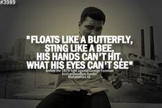 Muhammad Ali Quote: KushAndWizdom™