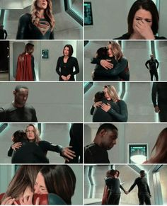 """Hank didn't kill Astra, I did. I did, and when you got there, he saw how devastated you were. He didn't want you to get angry with me. He took the blame. And I let him…because I was afraid of losing you. And I can't lose you."" #Supergirl #1x15"