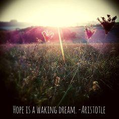 Wake & Hope via The Allie Way
