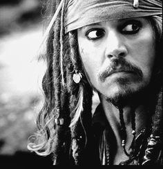 Captain Jack Sparrow..... How can you resist?